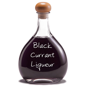 Black Currant Liqueur