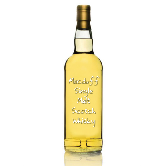 MacDuff Highland Single Malt Scotch Whisky