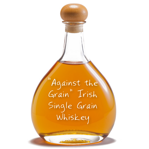 Against the Grain, Single Grain Irish Whiskey