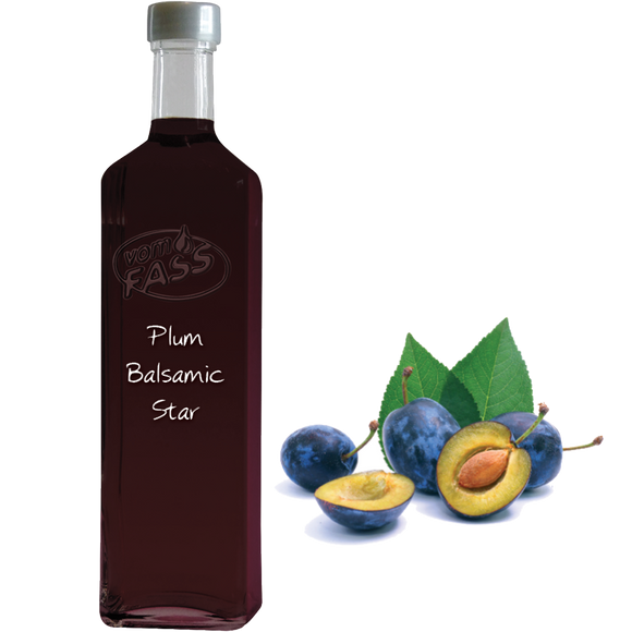 Plum Balsamic Star