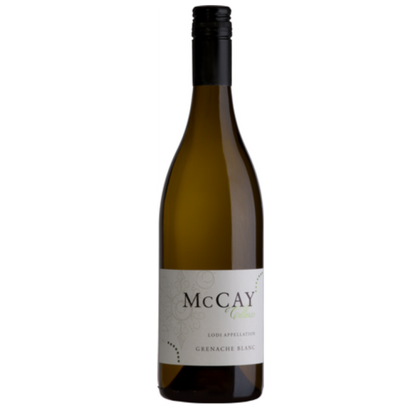 Grenache Blanc by McCay Cellars
