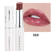 Load image into Gallery viewer, Natural Rose Essence Glitter Lipstick