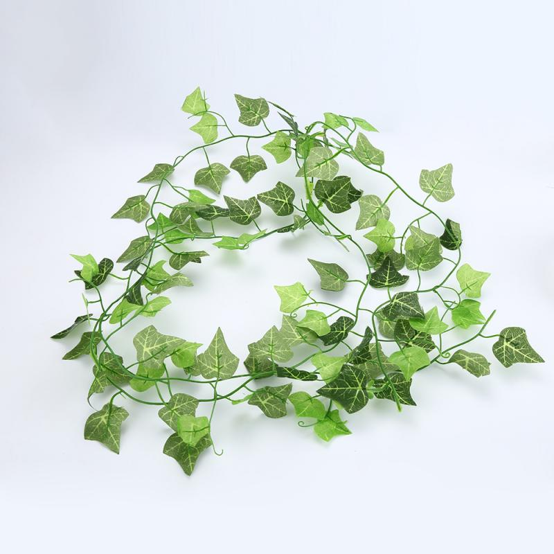 Hanging Artificial Leaf Garland