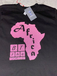 "BT LEAGUE ""LUV OF AFRICA"" T-Shirt"