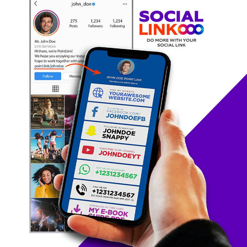 Social Link  - Yearly Subscription