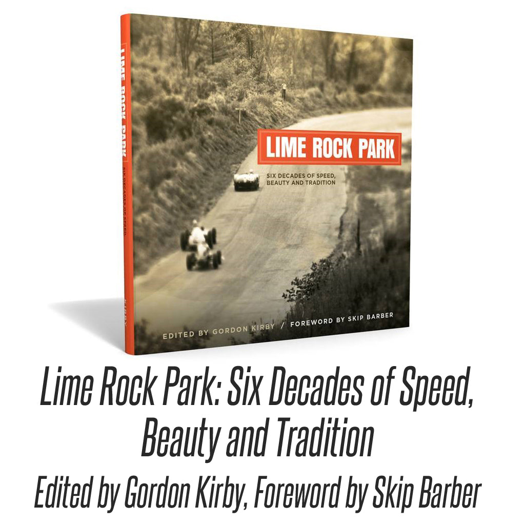 60 Years of Racing Book, unsigned edition