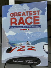 The Greatest Race Book