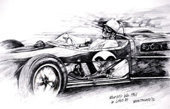 Sir Stirling Moss