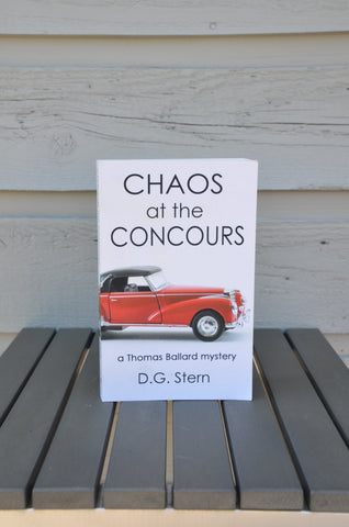 Chaos at the Concours - Book