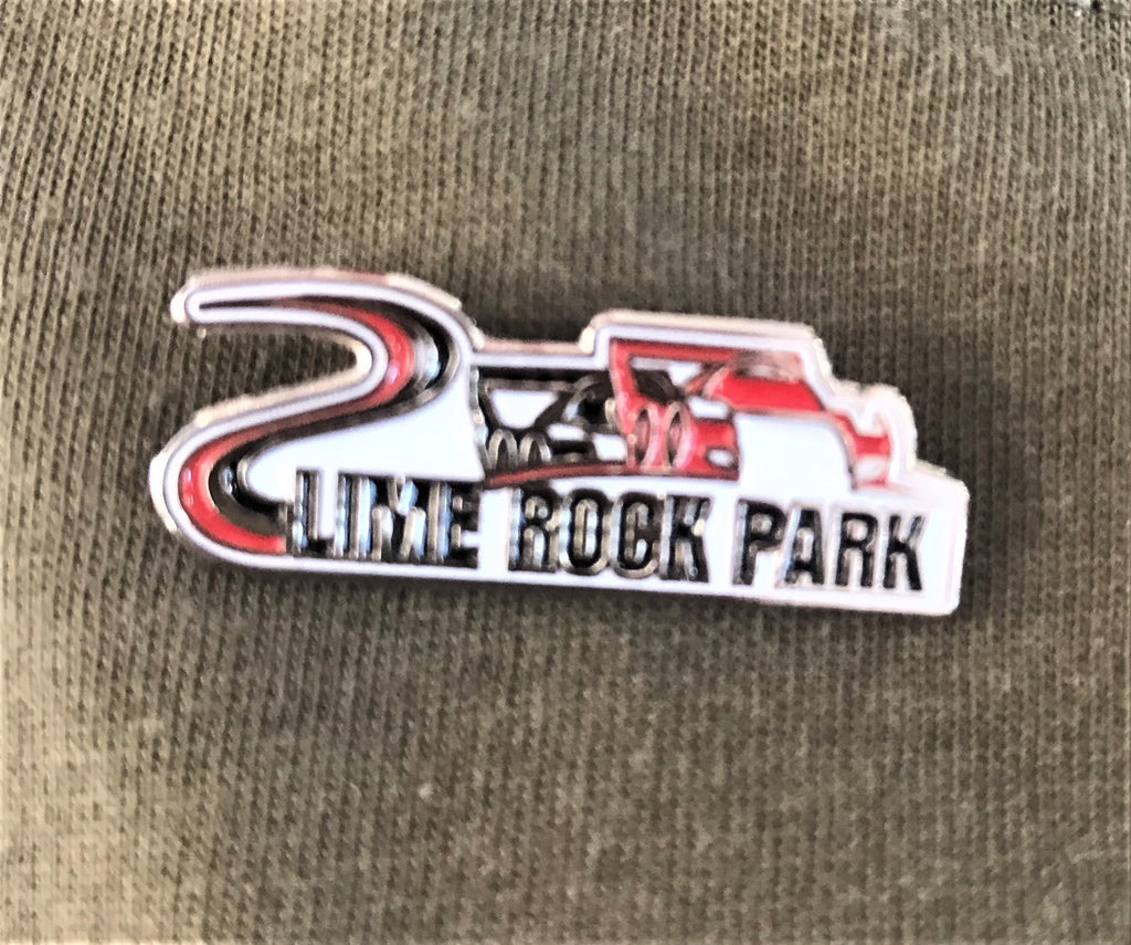 Lime Rock Park pin