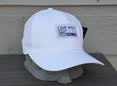 light weight cap with rectangle patch LRP