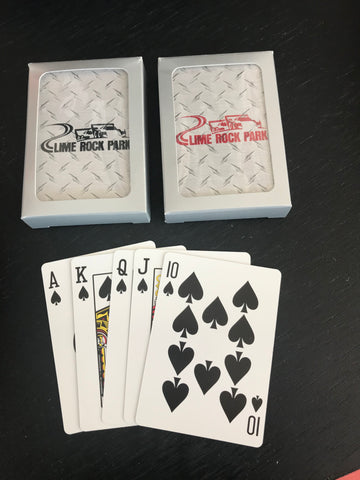 LRP playing cards