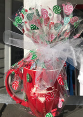 Holiday: LRP mug with sweet treats