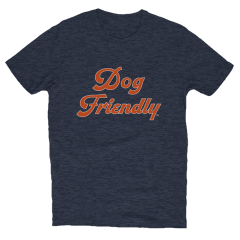 america, bear down, bears, blue, chicago, comfy, cotton, cozy, Crew neck, dog, Dog Friendly, football, friendly, Men's Clothing, NFL, orange, soft, special, special edition, sports, T-shirts, Unisex, usa, Women's Clothing