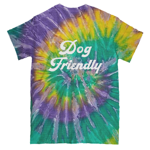 blend, comfy, cotton, cozy, Crew neck, dog, Dog Friendly, dog love, dye, friendly, green, Men's Clothing, puppies, purple, soft, T-shirts, tee, tie, tie dye, Unisex, Women's Clothing, yellow