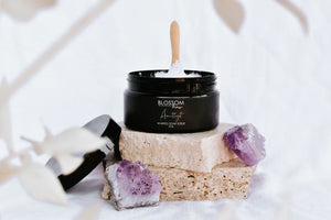 Amethyst Whipped Soap Scrub