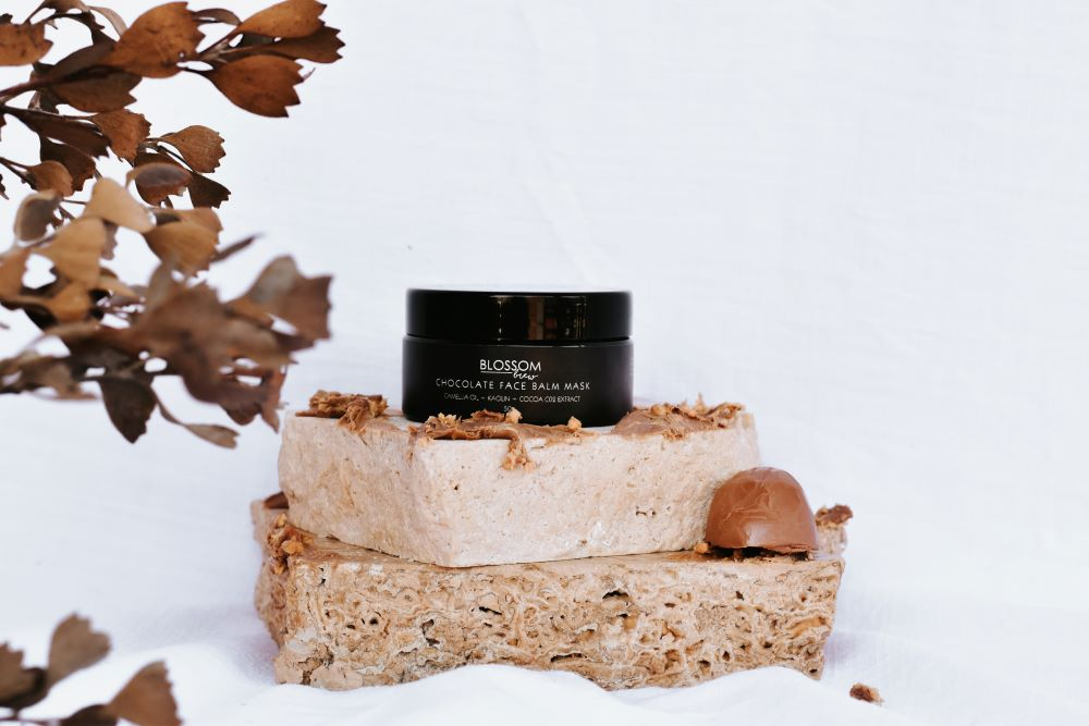 Chocolate Face Balm Mask