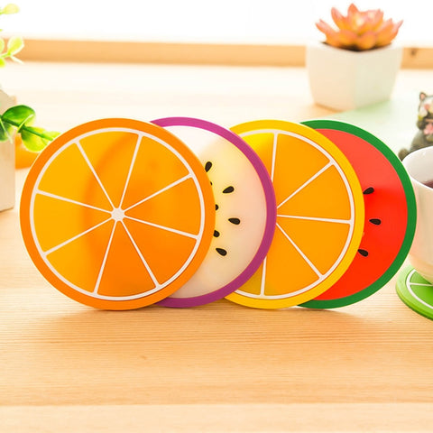 Fruit Pattern Mug Coaster