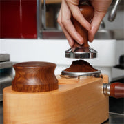 Wooden Coffee Tamper Holder