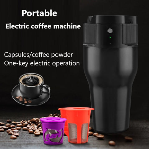 USB Electric Coffee Grinder