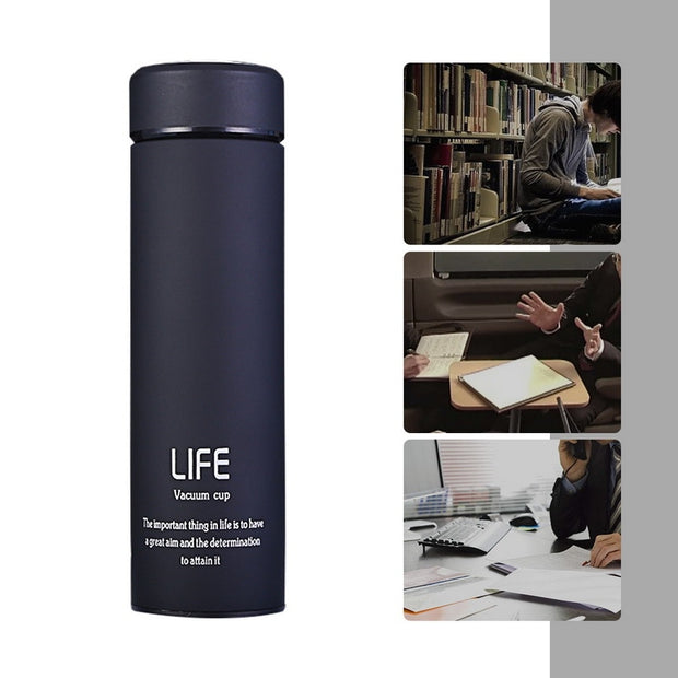 Insulated Coffee Thermos Bottle