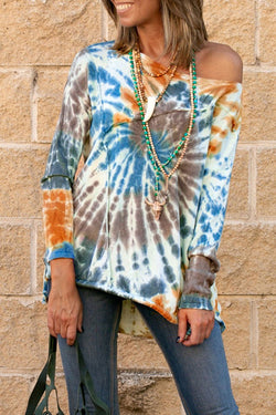 Printed Multicolor T-shirt