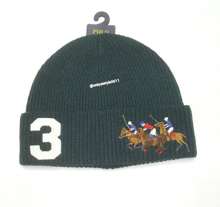 Nwt Polo Ralph Lauren Grey 'P' Sweatshirt