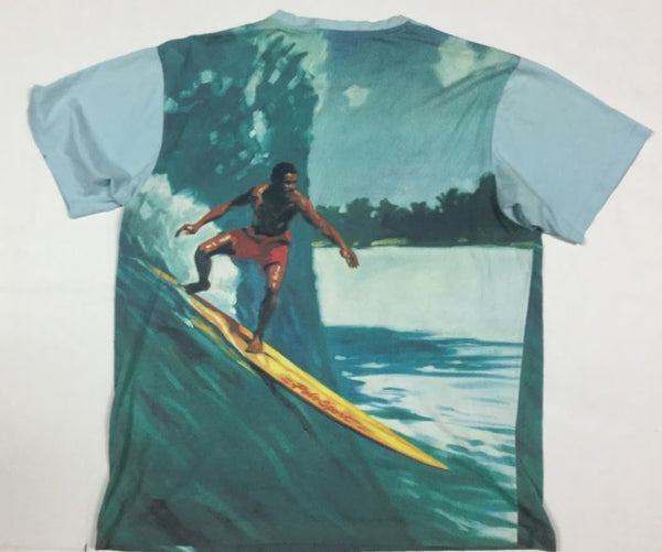 VINTAGE POLO SPORT SURFER XL TEE