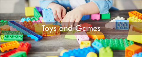 Toys & Games updated Collection