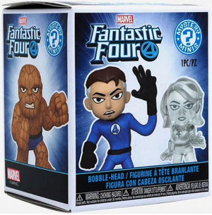 Funko Mystery Minis Marvel Fantastic Four Bobblehead Blind Bag Target Exclusive