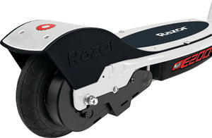 Razor E200s Electric Scooter White/Red- Ages 13