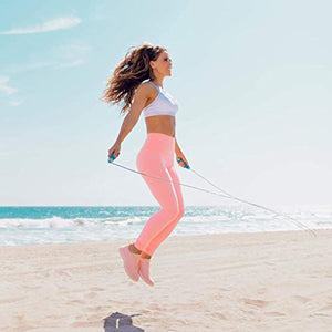 Tone It Up Jump Rope for Women | Ergonomic, Foam Handles | Exercise Jump Rope Perfect for Cardio and Workouts