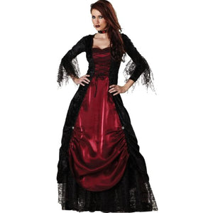 InCharacter Costumes Women's Gothic Vampiress Costume - Size Large