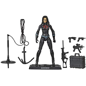 G.I. Joe Retro Collection 2020 - Baroness 3.75-inch Scale Action Figure (Exclusive)