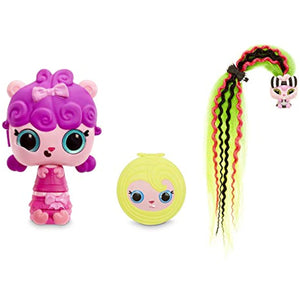 Pop Pop Hair Surprise 3-In-1 POP Pets with Long, Brushable Hair (multicolor)