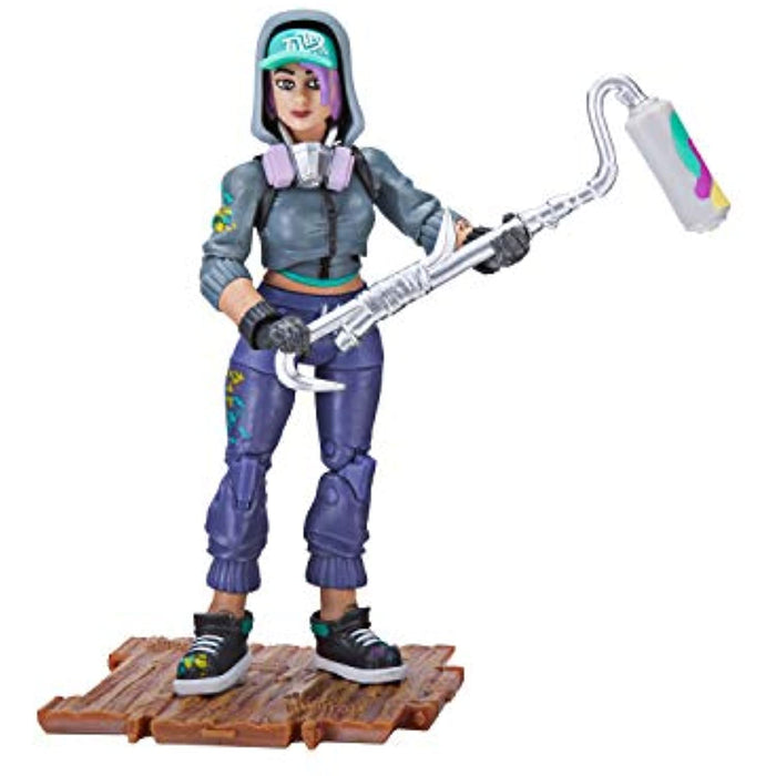 Fortnite Solo Mode Core Figure Pack, Teknique