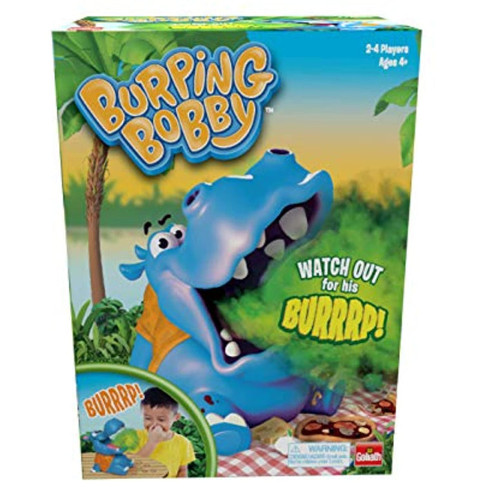 Burping Bobby by Goliath, Multi Color