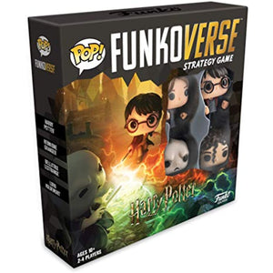 Funko Pop! - Funkoverse Strategy Game: Harry Potter #100 - Base Set