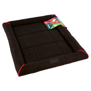Vibrant Life Durable & Water Resistant Crate Mat, Black, 24""