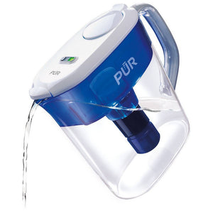 PUR Ultimate 11-Cup Pitcher Filtration System with Lead Reduction