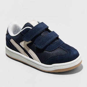 Toddler Boys' Nevada Sneakers - Cat & Jack Navy 10, Blue