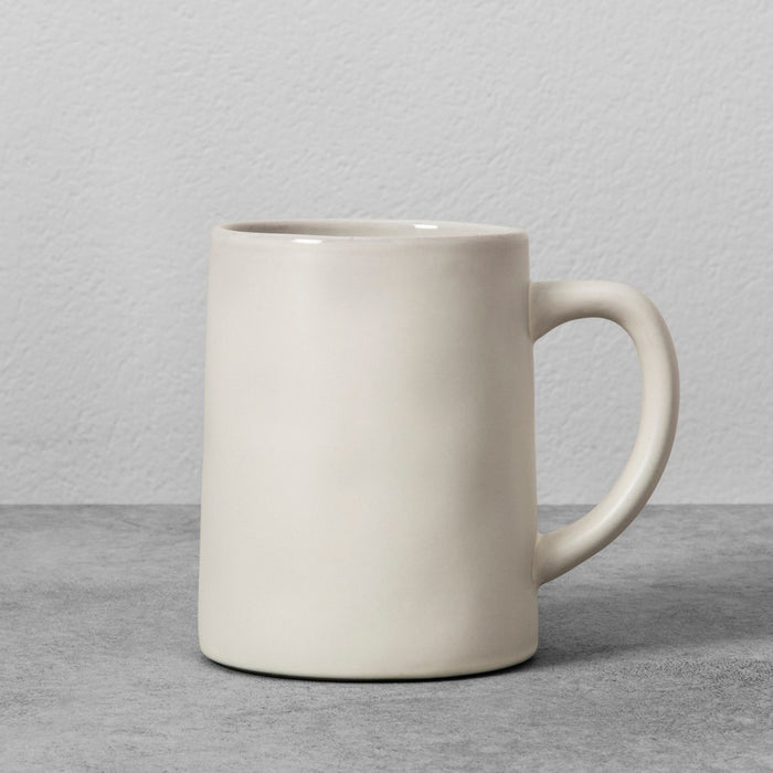 Stoneware Mug 14oz - Cream (Ivory) - Hearth & Hand with Magnolia