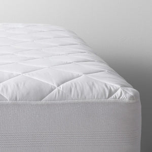 Waterproof Mattress Pad (Twin) White - Made By Design