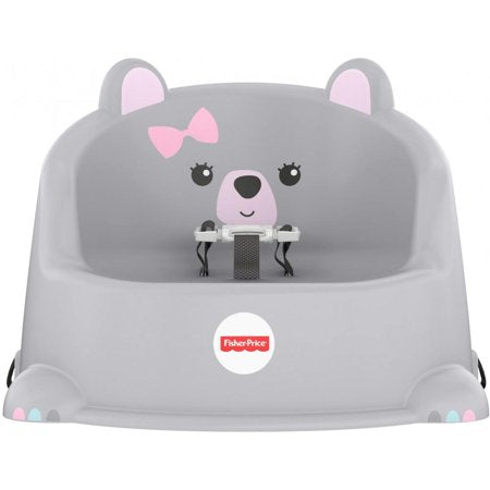 Fisher-Price Portable Booster Seat, Snugabear Sweetie