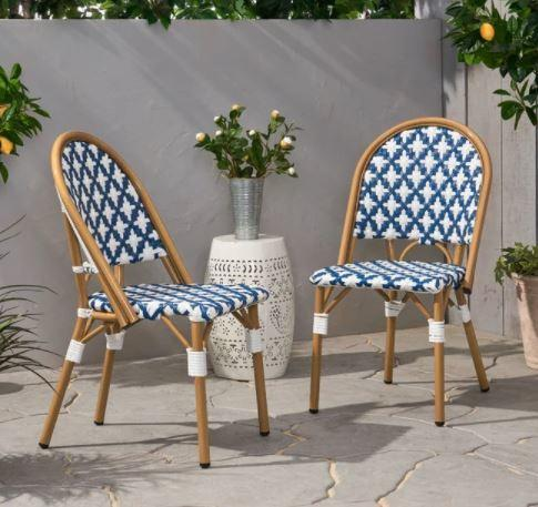 Patio Dining Side Chair By Bayou Breeze