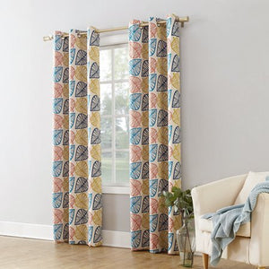 Mainstays Blackout Energy Efficient Grommet Single Curtain Panel