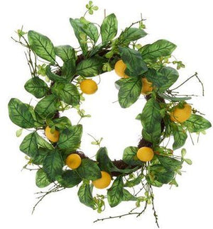"Barbara King 22"" Designer 2- in- 1 Wreath"