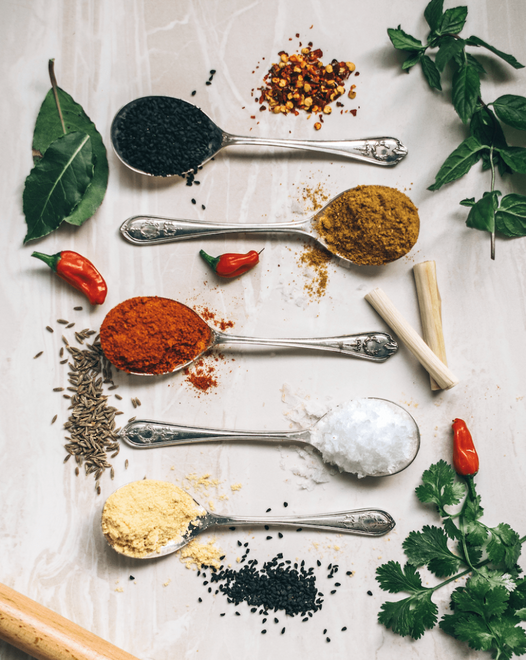 Wild Greek Spices & Herbs