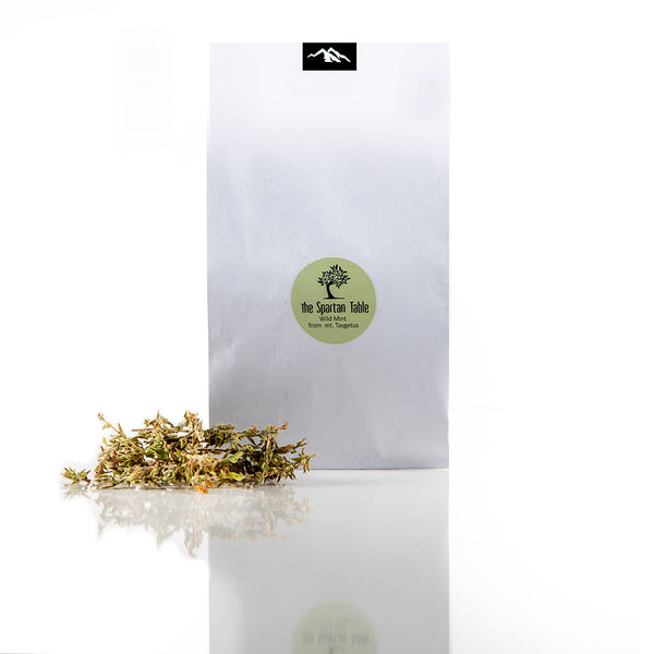 Wild Mint, Dried culinary and tea herb, gourmet herbal tea, Tea from Mountain Taygetos, Organic Mint for herbal tea, Sparta Greece