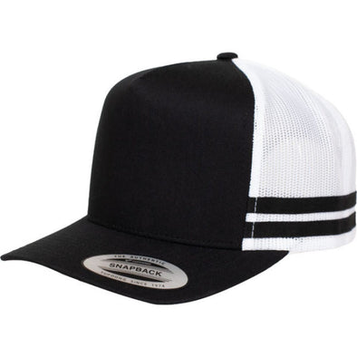 Yupoong 6507 Stripe Trucker